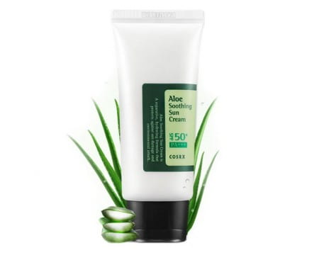 COSRX Aloe Soothing Sun Cream SPF+ PA+++ 50 ml
